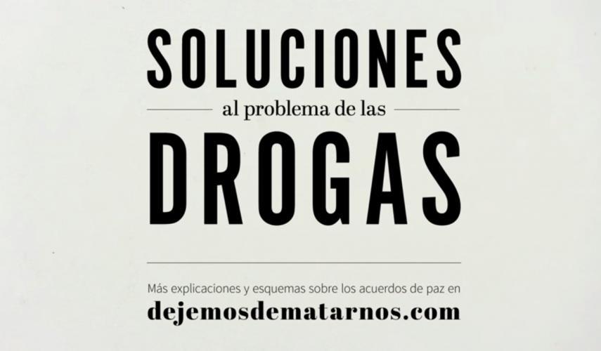Soluciones al problema de las Drogas