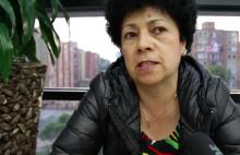 Familiares de secuestrados hablan de paz