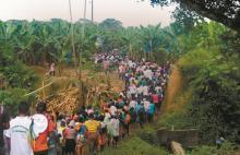 Foto: Organización Indígena de Antioquia.