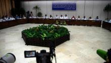 Los diálogos de paz se desarrollaron en La Habana (EFE)