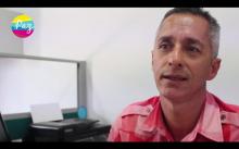 Medardo Jimenez secre gobierno Briceno